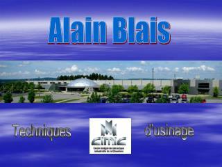 Alain Blais