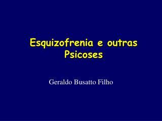 Geraldo Busatto Filho