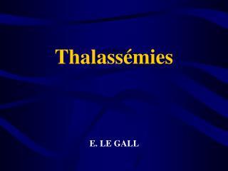 Thalass mies