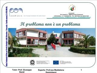 Esperto: Prof.ssa Maddalena Dominijanni