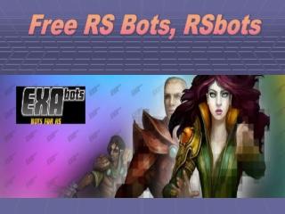 Free RS Bots