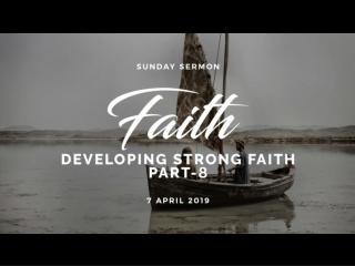 Work Your Faith