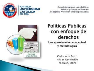 Curso Internacional sobre Pol ticas P blicas y Grupos en Situaci n de Especial Protecci n en la Regi n Andina