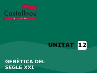 UNITAT  12