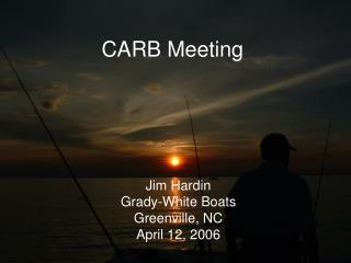 CARB Meeting