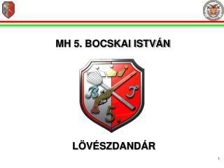 MH 5. BOCSKAI ISTV N