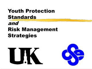 Youth Protection Standards and Risk Management Strategies