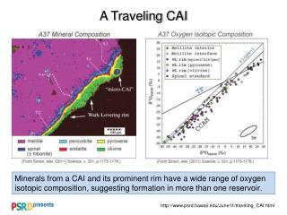 A Traveling CAI