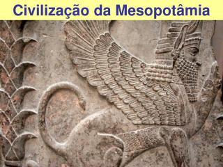 Civiliza  o da Mesopot mia