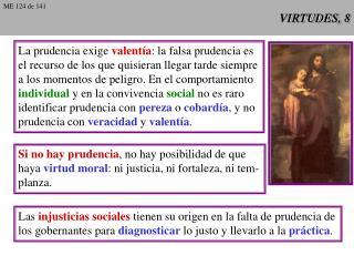 VIRTUDES, 8