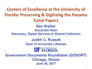The University of Miami