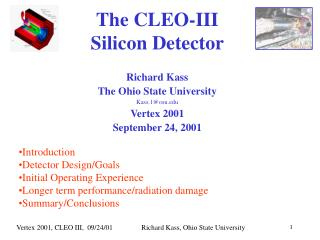 The CLEO-III Silicon Detector