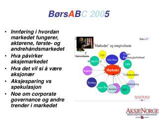 B rsABC 2005