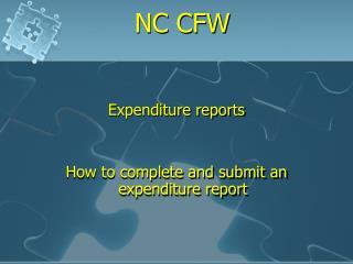 NC CFW