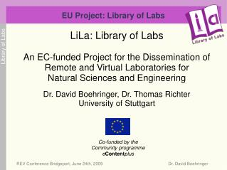 EU Project: Library of Labs