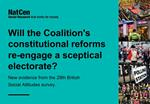 Will the Coalitions constitutional reforms re-engage a sceptical electorate