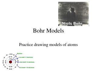 Bohr Models