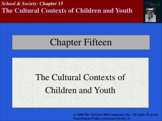 Chapter Fifteen