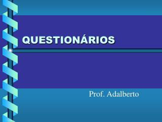 QUESTION RIOS