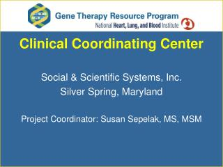 Clinical Coordinating Center