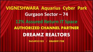 ASSURED RETURN PROJECTS IN GURGAON II 9654953105 II VIGNESHW