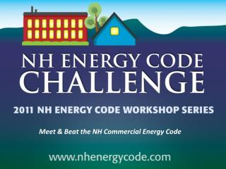 Meet  Beat the NH Commercial Energy Code