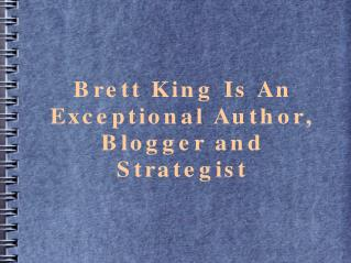Brett King Reviews