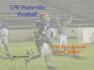 UW-Platteville Football