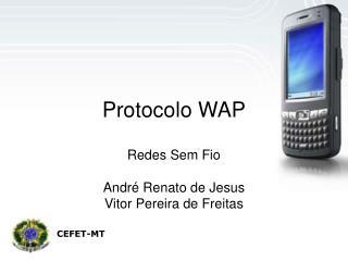 Protocolo WAP