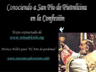 Conociendo a San P o de Pietrelcina  en la Confesi n