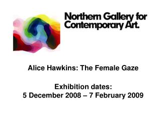 Alice Hawkins: The Female Gaze   Exhibition dates:  5 December 2008   7 February 2009