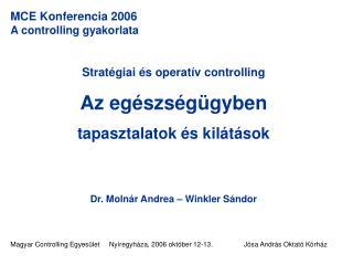 Dr. Moln r Andrea   Winkler S ndor