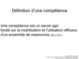 Marie-H l ne Guay 2005 Coop rative r gionale de d veloppement p dagogique de la Mont r gie Recherche-action sur la diff