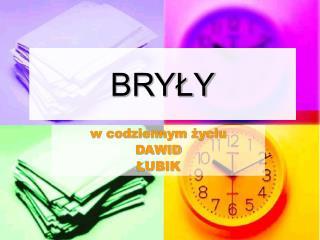 BRYLY