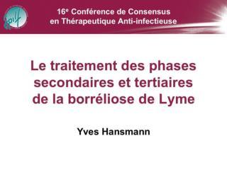 Borr liose de Lyme