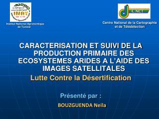 Institut National Agronomique  de Tunisie