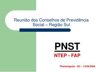 Reuni o dos Conselhos de Previd ncia Social   Regi o Sul
