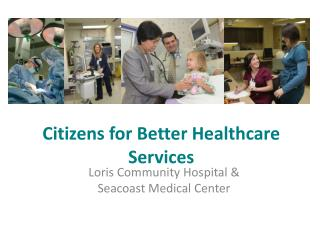 Citizens for Better Healthcare Services