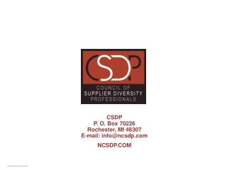 Rochester Area Quality Council