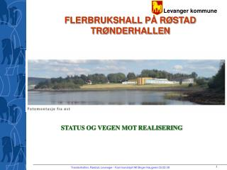 FLERBRUKSHALL P  R STAD TR NDERHALLEN