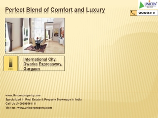 sobha international city |international city gurgaon