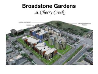 Broadstone Gardens at Cherry Creek