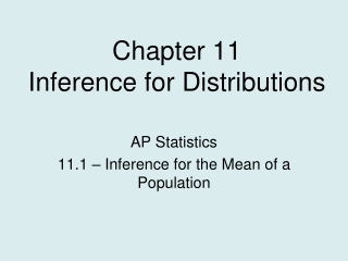 9    Distribution