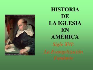 HISTORIA  DE  LA IGLESIA  EN  AM RICA