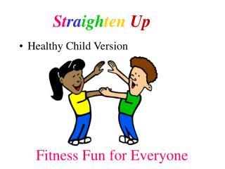 Healthy Child Version