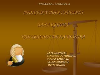 PROCESAL LABORAL II