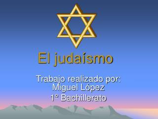 El juda smo