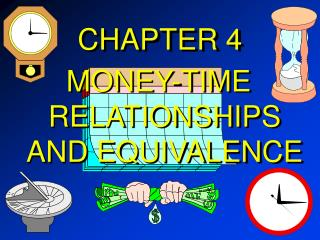 MONEY-TIME RELATIONSHIPS AND EQUIVALENCE