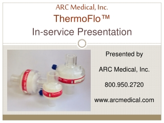 MEDICAL GASES Humidity and Aerosol Therapy