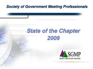 Society of Government Meeting Professionals